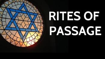Judaism Rites of Passage
