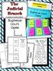 Judicial Branch Interactive Notebook