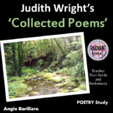Judith Wright Collected Poems- Teacher Text Guide & Worksheets