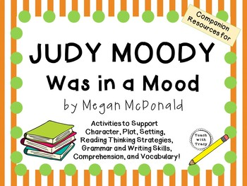 Judy Moody - Was in a Mood by Megan McDonald:  A Complete