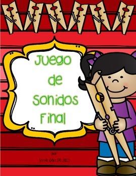 Juego de Sonidos Final - Clip It