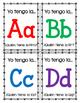 Juego del alfabeto: Yo tengo la...¿Quién tiene la...? / Al