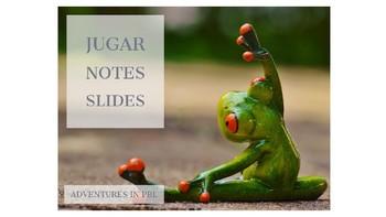 Jugar Notes PowerPoint