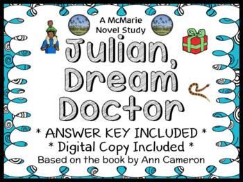 Julian, Dream Doctor (Ann Cameron) Novel Study / Comprehen