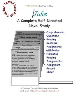 Julie: A Complete Novel Study