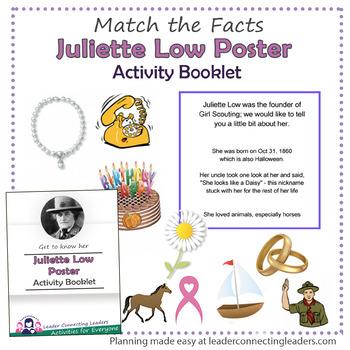 Juliette Low Poster Activity
