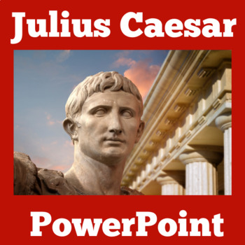 Julius Caesar PowerPoint | Roman History | Ancient History