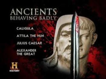 Julius Caesar Ancients Behaing Badly: Disc 1 Episode 3 WIT