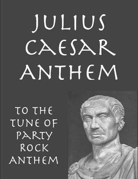 """Julius Caesar Anthem"" - Roman History Song"