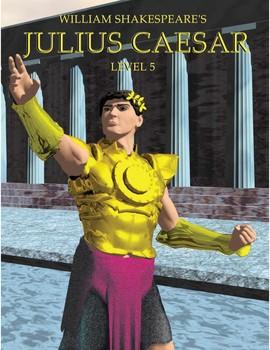 Julius Caesar, Easy Reading Shakespeare 10 Chapter PDF eBo