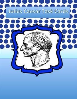 Julius Caesar Task Cards