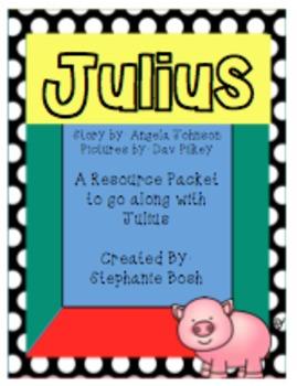 Julius Resource Packet - Scott Foresman Reading Street®