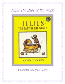 Julius The Baby of the World - Character Analysis