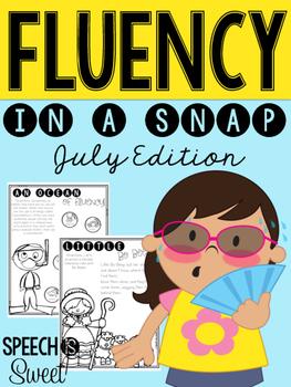 July: Fluency In a Snap