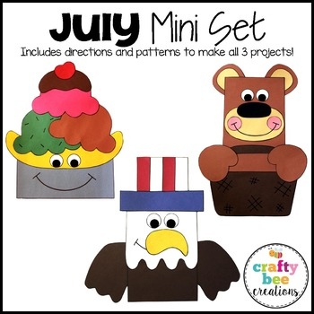 July Mini Set