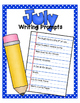 July NO PREP Journal Prompts - FREEBIE