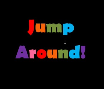 Jump Around! Skip Counting