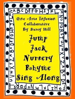 Jump Jack Nursery Rhyme Sing Along mp4 File