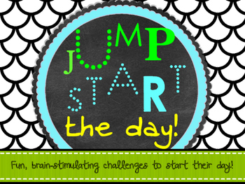 Jump Start The Day - Set 1