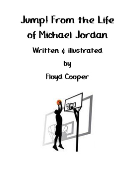 Jump! from the Life of Michael Jordan STAAR Stemmed Quiz