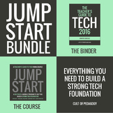JumpStart Bundle: The Mini-Course AND The Teacher's Guide to Tech
