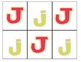 Jumpin' Jellybeans!  We love learning about Letter Jj:  Jj
