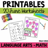 June NO PREP Printables!