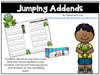 Jumping Addends