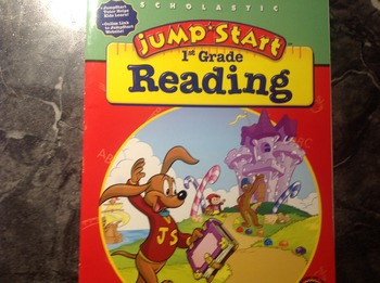 Jumpstart 1st grade reading