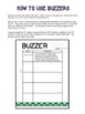 June Buzzer Packet (Bell Work-Journal) Common Core Writing
