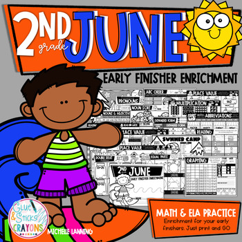 June Enrichment/Early Finishers*Second Grade*