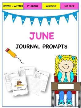 June Journal Prompts