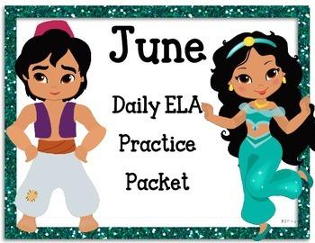 June Language Activities