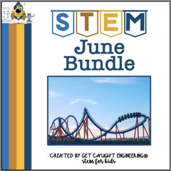 June STEM Challenges