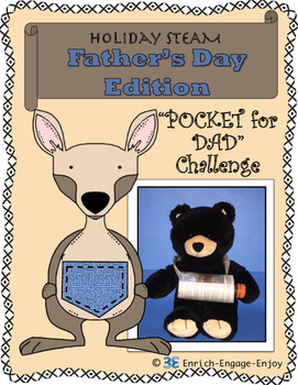 June STEM STEAM Challenge: Father's Day Edition