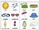 June Vocabulary {Vocabulary Cards, Mini-Reader, Activities}