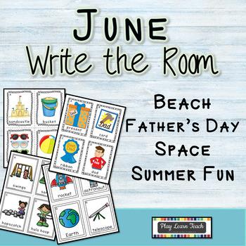 June Write the Room Bundle