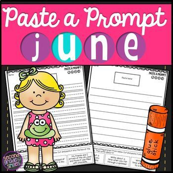 June Writing Prompts (End of the Year Writing Prompts)