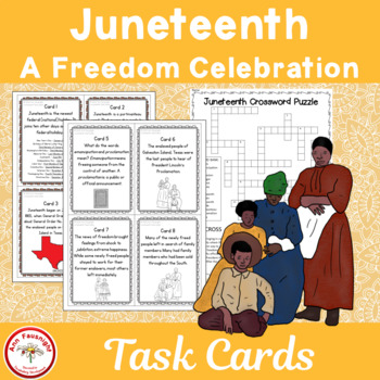 Juneteenth A Freedom Celebration Scavenger Hunt