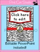 Editable Teacher Binder Covers Jungle Theme