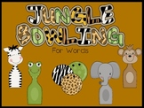 Jungle Bowling for Words