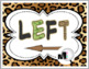 Positional Words - Jungle Theme - Left & Right