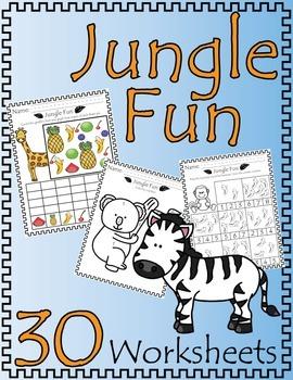 Jungle Fun Pack