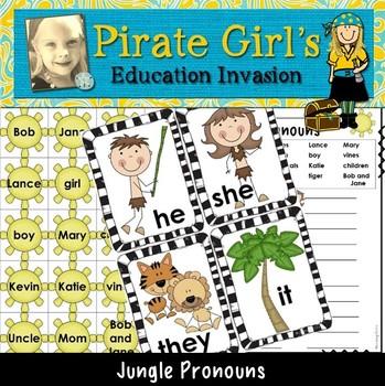 Jungle Pronouns