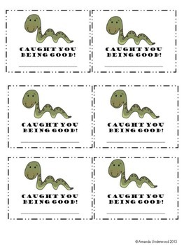 Jungle Themed Lottery Tickets
