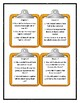 Junie B., First Grader BOO...and I MEAN IT! - Discussion Cards