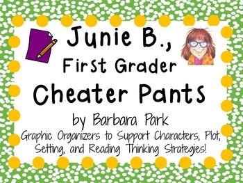 Junie B., First Grader - Cheater Pants by Barbara Park:  A