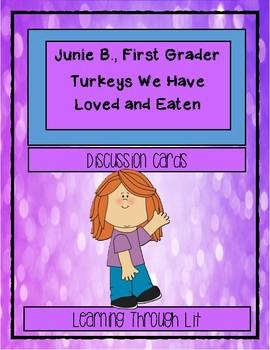 Junie B., First Grader: Turkeys We Have Loved and Eaten -