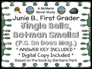 Junie B., First Grader: Jingle Bells, Batman Smells! (Barb