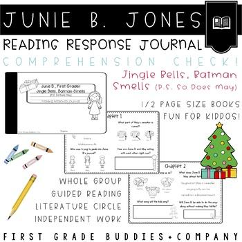 Junie B., First Grader: Jingle Bells, Batman Smells Readin